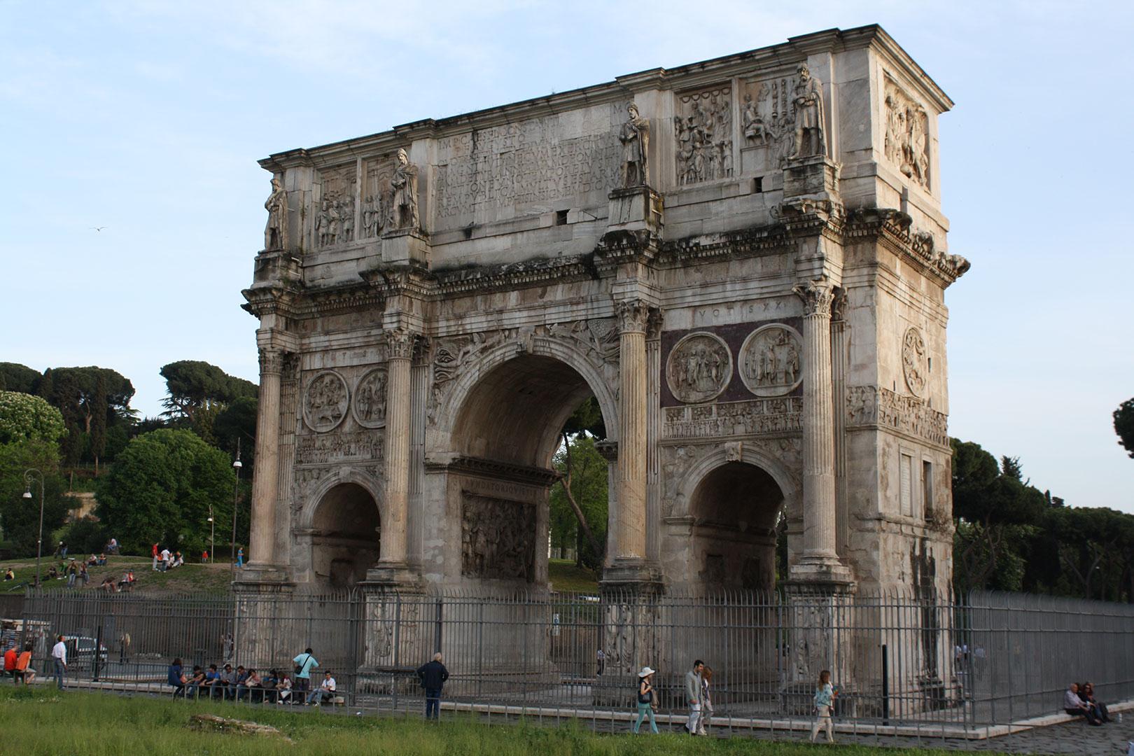 Arch of Titus Roma