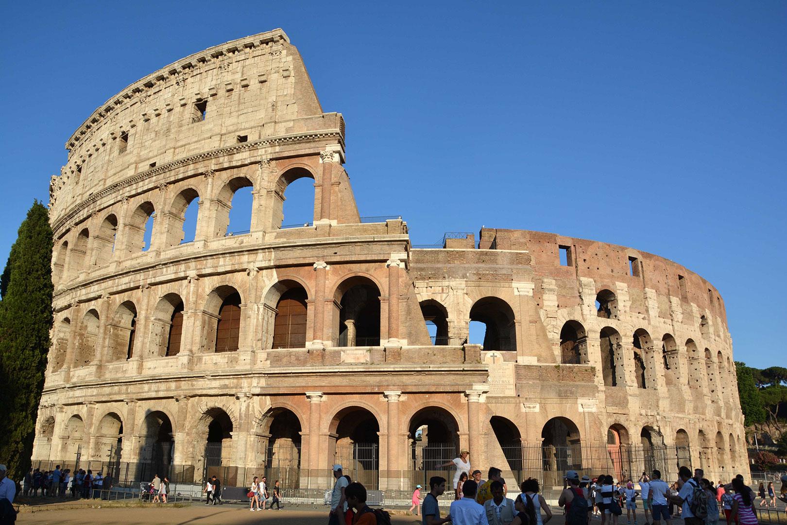 Colosseum - Kolezyum - Roma