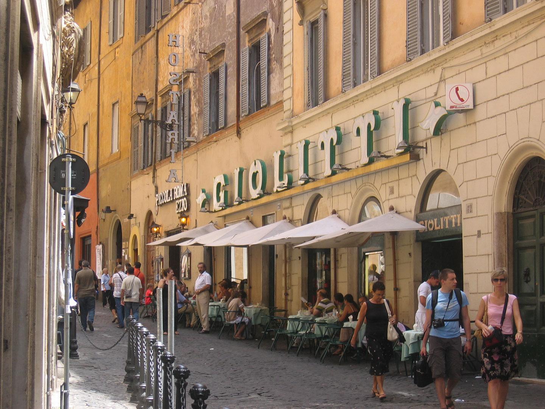 Giolitti Dondurma - Roma - ice cream