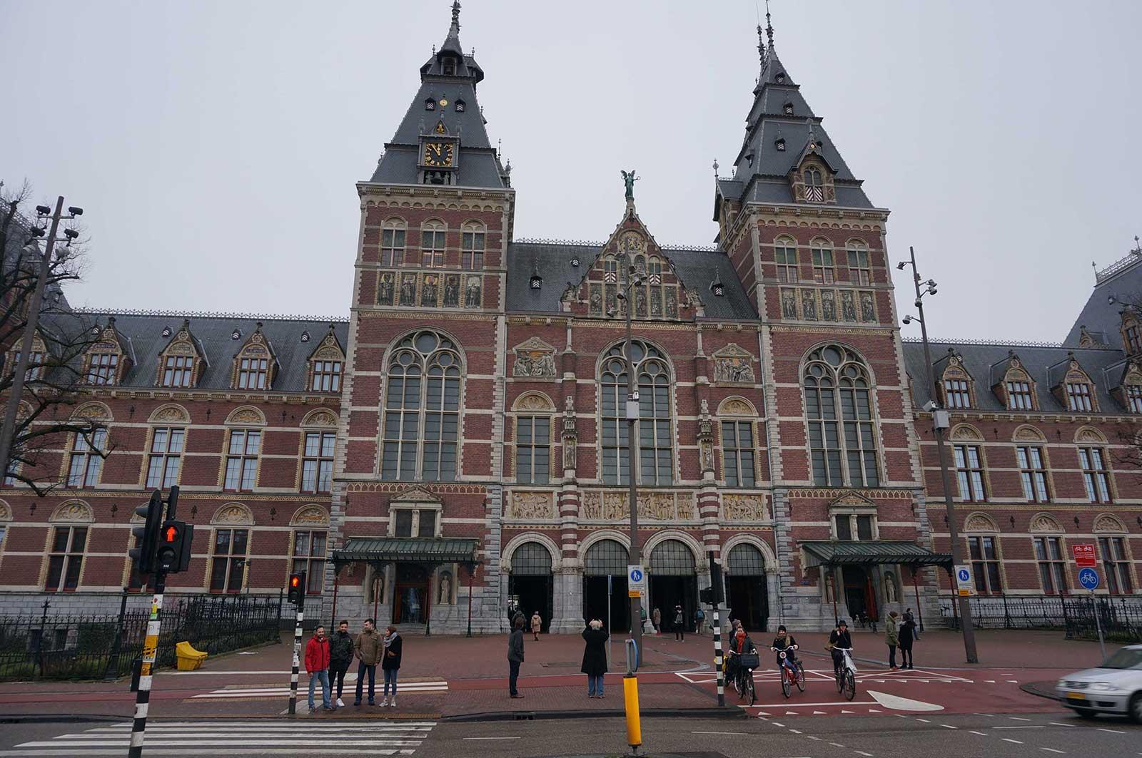 Museumplein - Müze meydanı - Müzeler meydanı - Iamsterdam