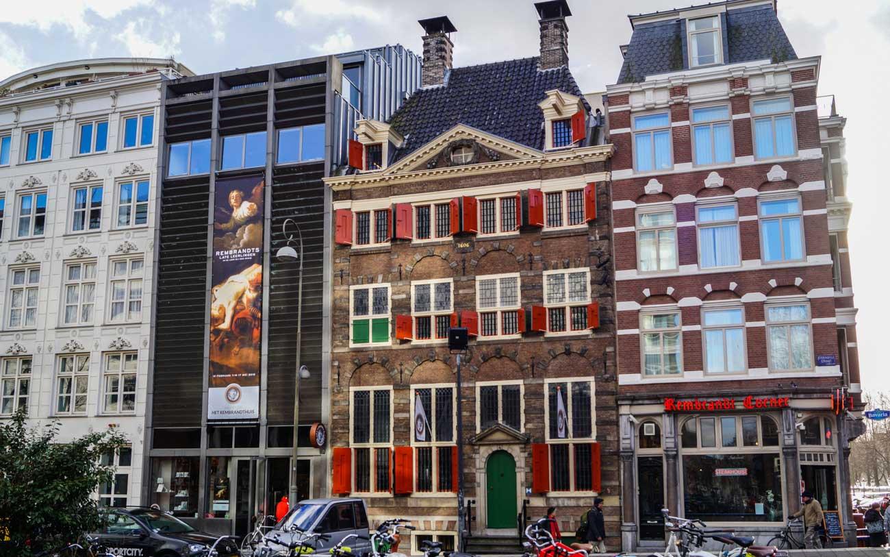Rembrant Evi Müze