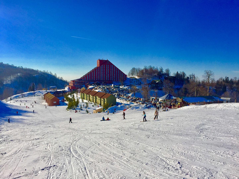Kartepe - Kayak - Board - Ski - SkiPass - izmit