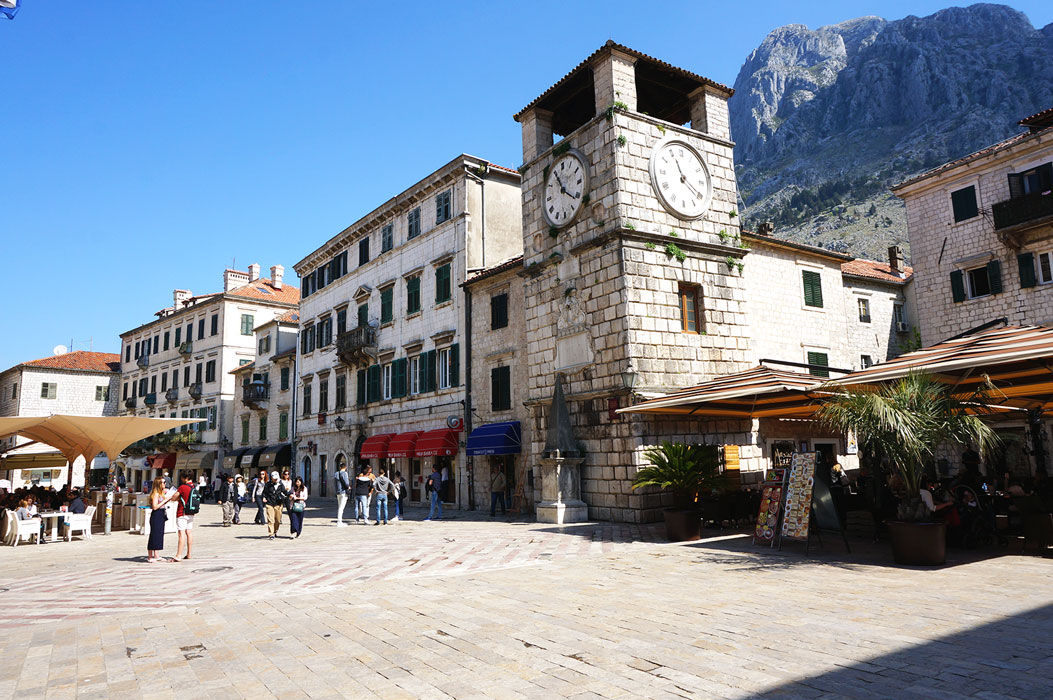 Kotor Old Town - Eski Şehir - Kotor - Karadag - Montenegro - Gezilecek Yerler