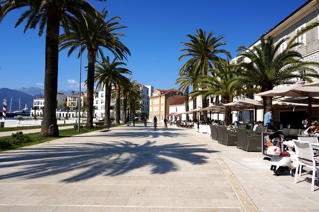 Porto Montenegro - Karadag- Montenegro - Port - Marina -Liman