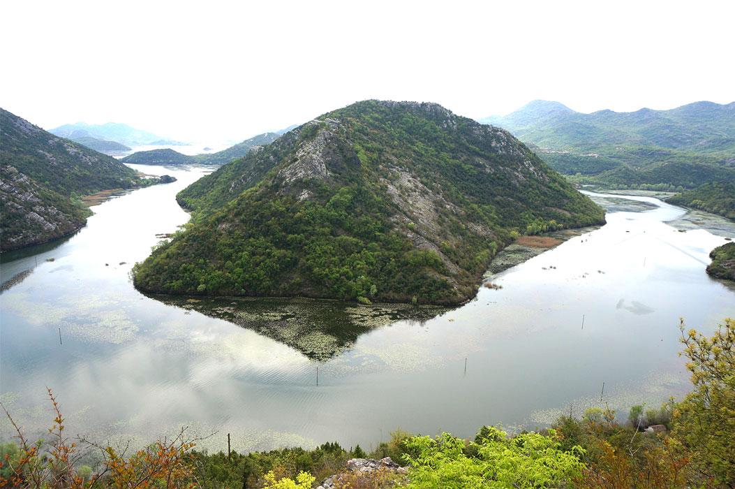 Skadar Lake - Skadar Gölü - Karadag