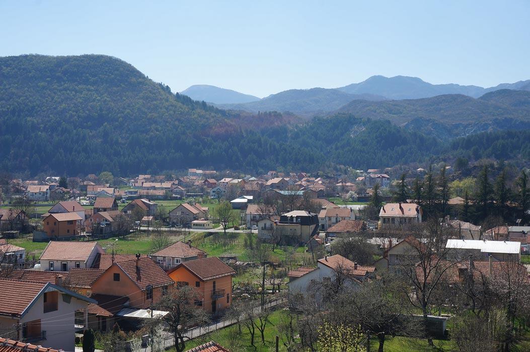 Cetinje - Çetinye - Karadag - Montenegro