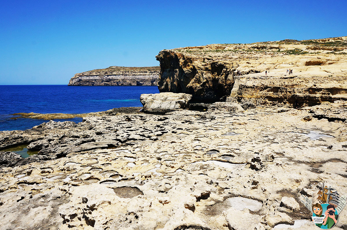 Malta - Azure Window - Malta Gezilecek Yerler - Seyahat Planı - Gozo - Island