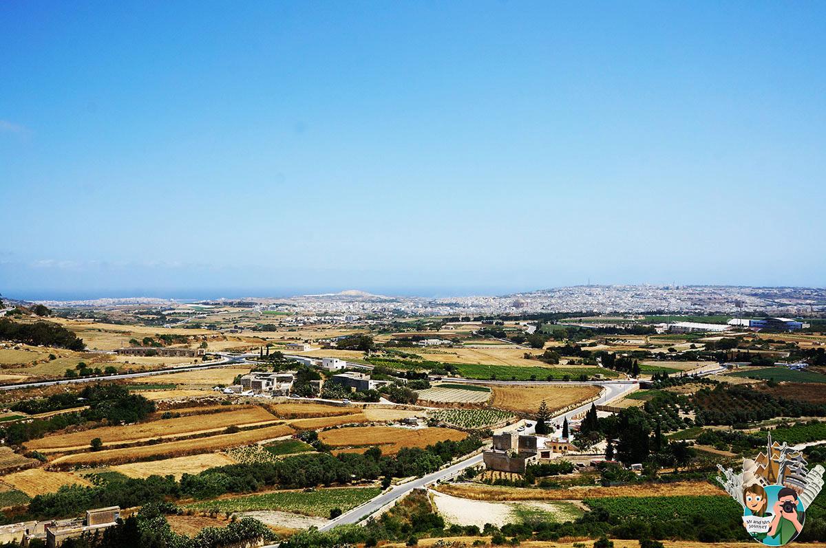 Malta - Bastion Square - Gezilecek Yerler - Seyahat Planı