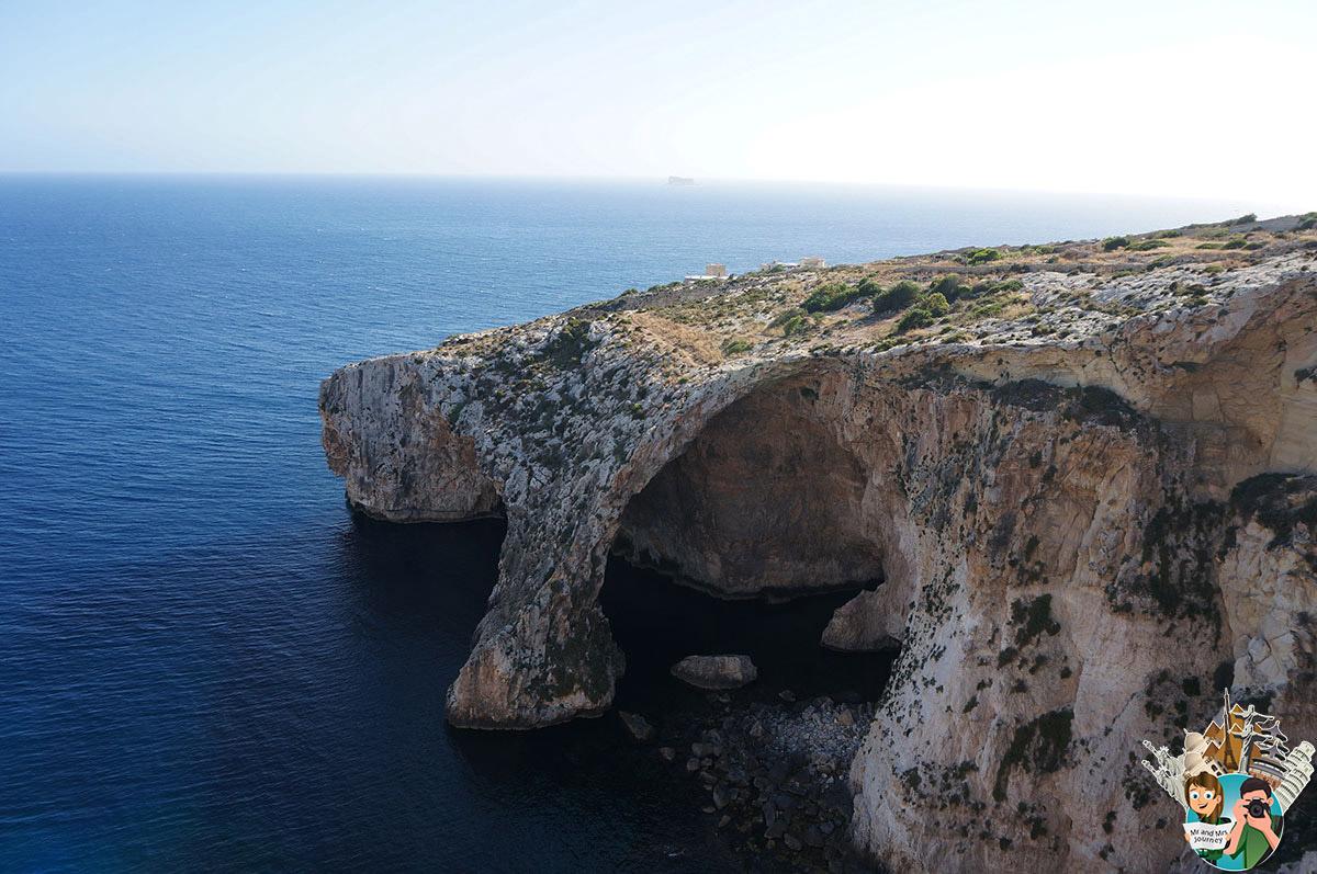 Malta - Blue Groto - gezilecek yerler - seyahat planı
