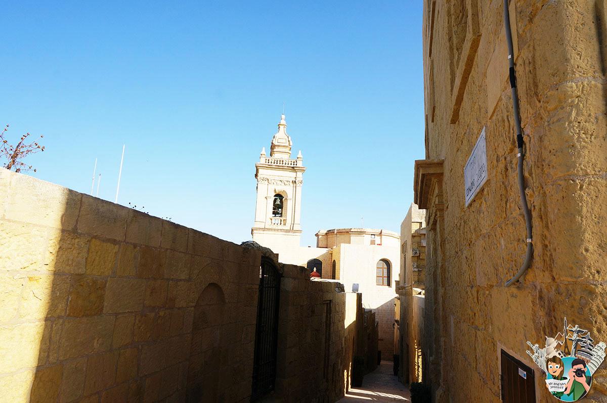 Malta - Citadel - Malta Gezilecek Yerler - Seyahat Planı