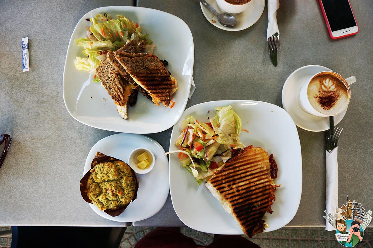 Malta - Mint Cafe - Malta Yeme İcme - Malta nerede ne yenir