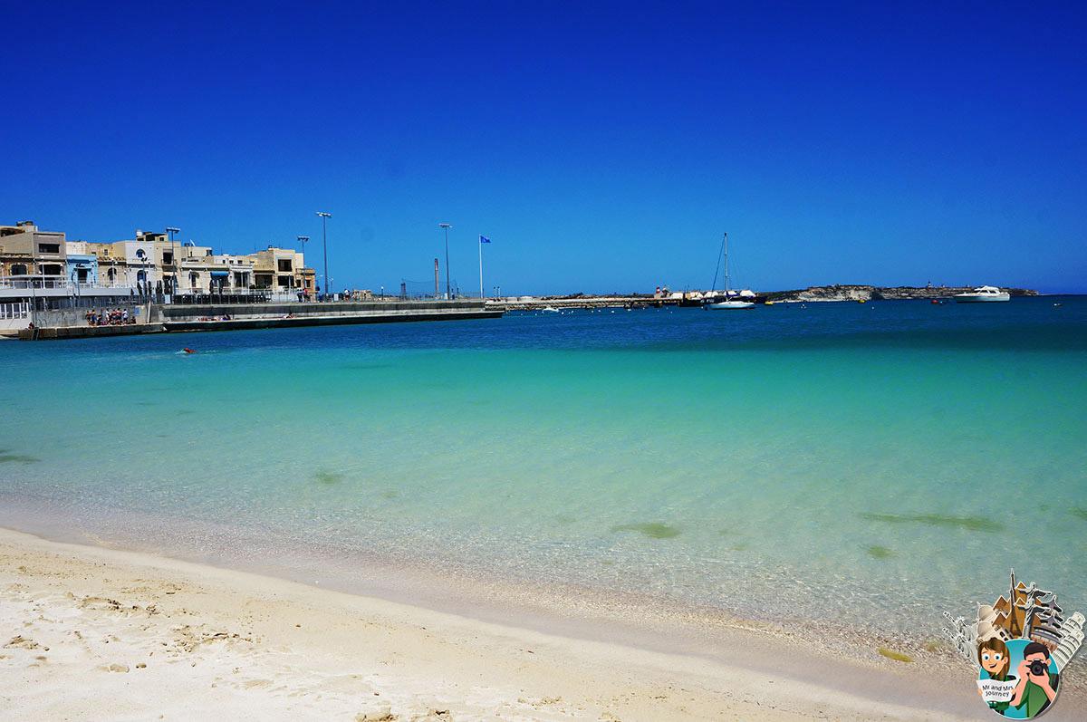 Malta - Pretty Bay - Malta Gezilecek Yerler - Seyahat Planı