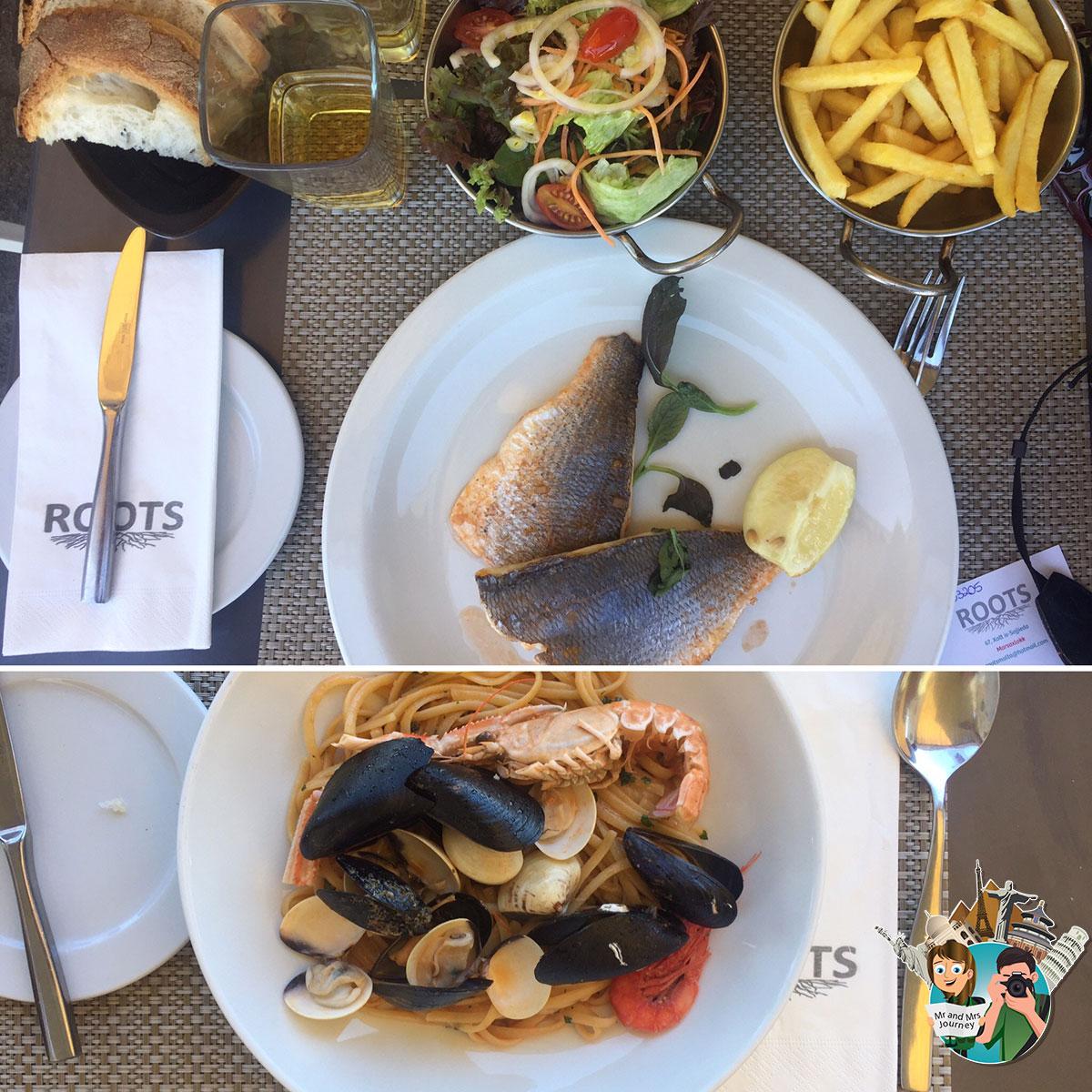 Malta-Roots -Malta yemek yerleri - nerede ne yenir
