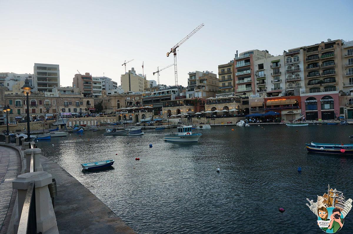 Malta - St Julian - Gezilecek yerler - seyahat Planı