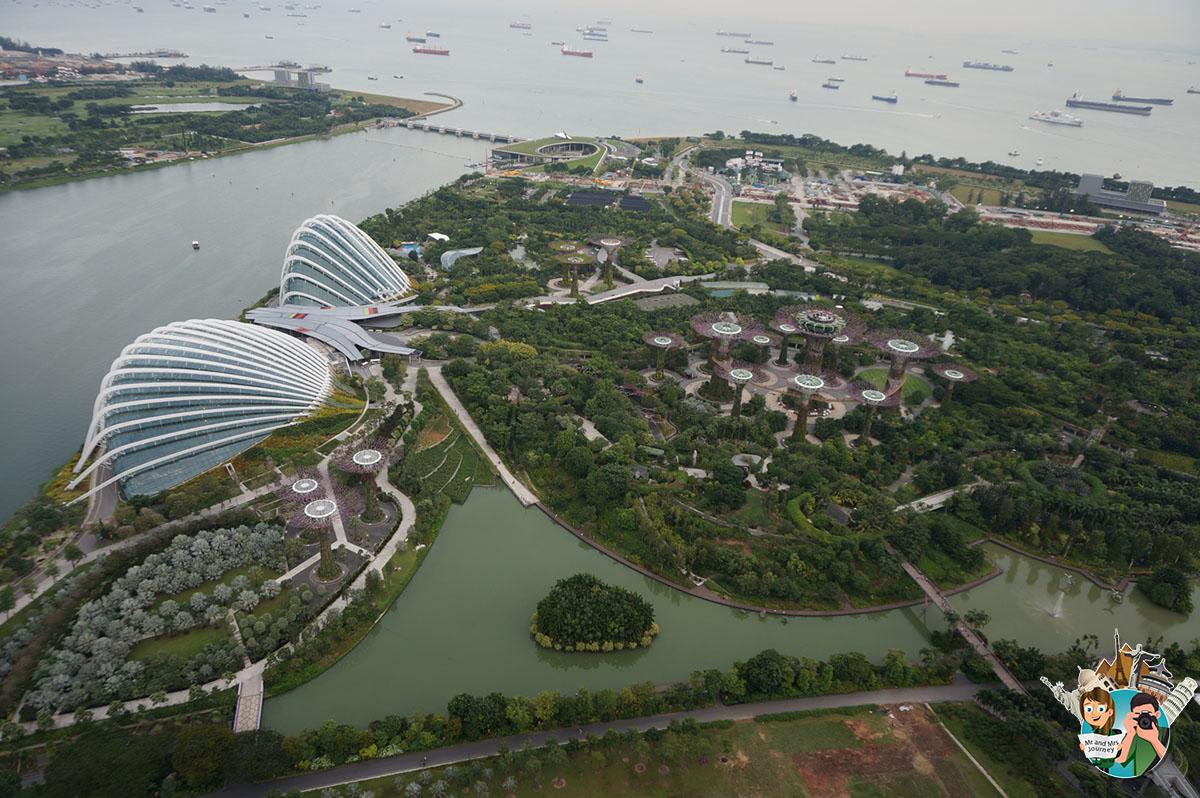 Singapore - Gardens by the bay - Singapur Gezilecek Yerler - Singapore Gezilecek Yerler