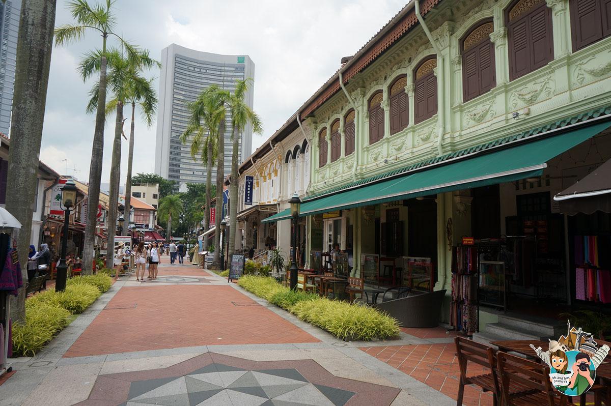 Singapur-Kampong Glam - Singapore - Singapur Gezilecek Yerler