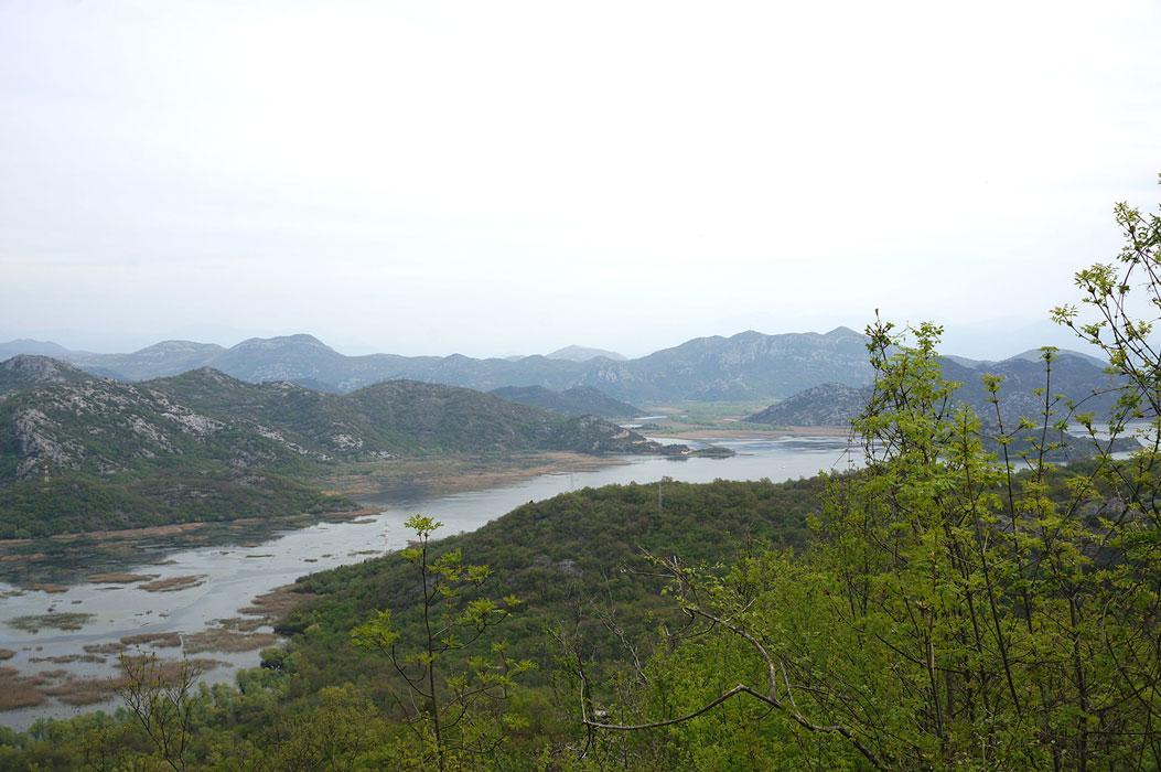 Skadar Lake - Skadar Golu - Karadag - Montenegro