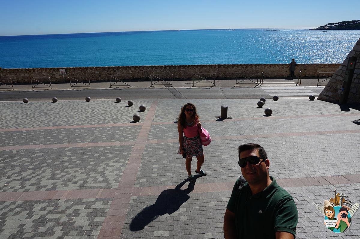 Antibes - CotedAzur - Güney Fransa - Gezilecek yerler - Seyahat Planı