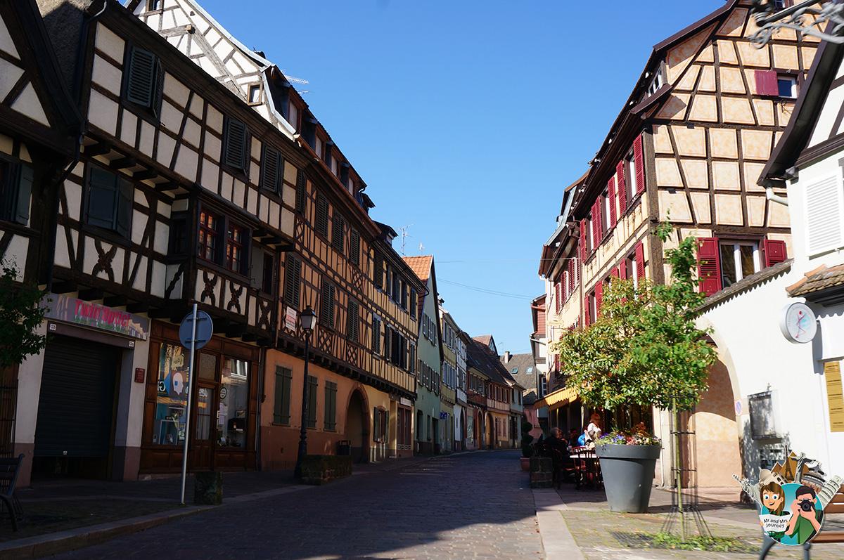 Barr - Alsace - Fransa - France - alsace - gezilecek - yerler