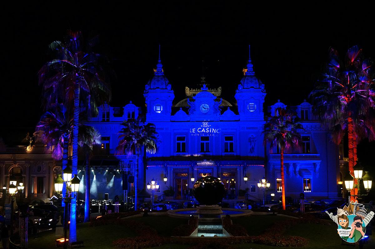 Casino Monte Carlo - CotedAzur - Güney Fransa - gezilecek yerler - seyahat planı