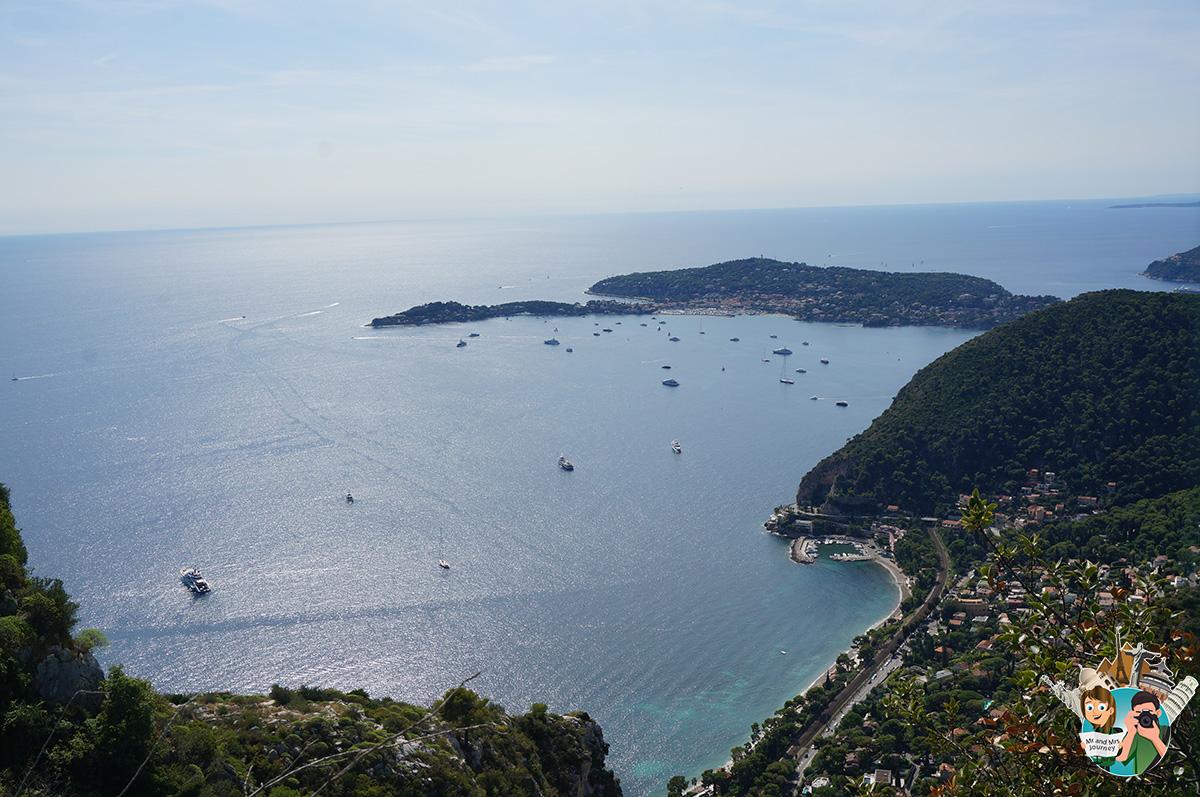 Eze Village - CotedAzur - Güney Fransa - seyahat planı - gezilecek yerler