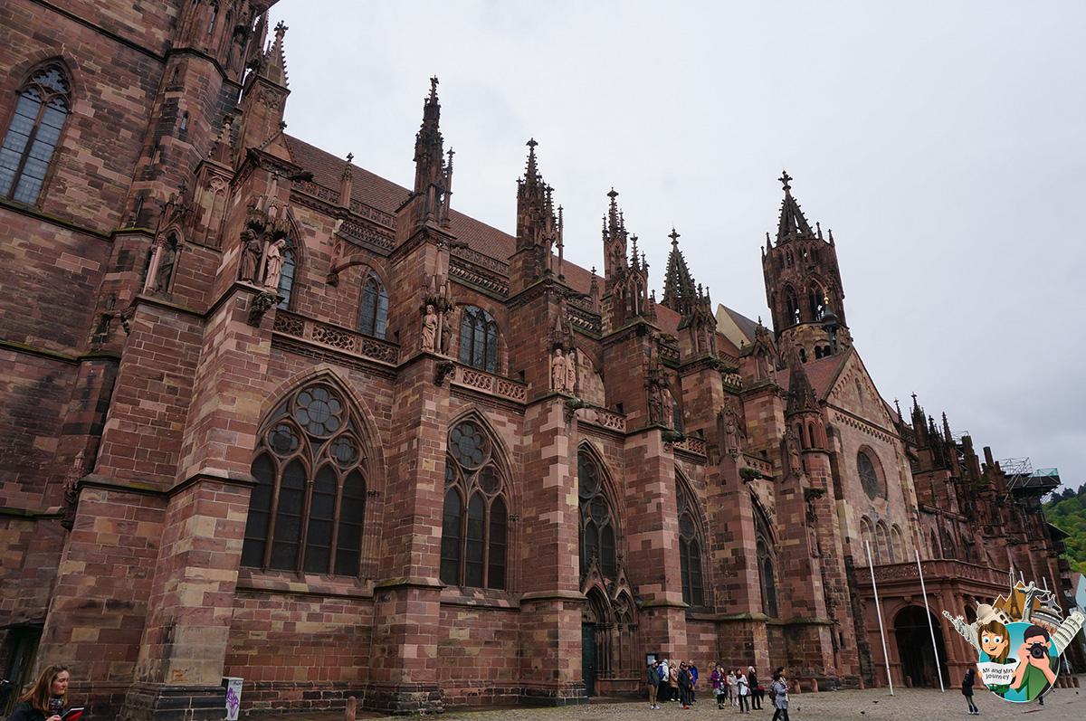 Münster-Freiburg-Almanya-Germany-gezilecek-yerler