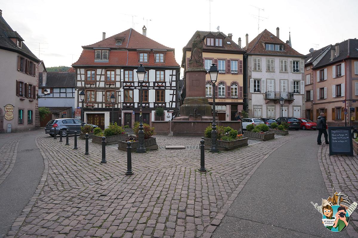 Ribeauville-Alsace-Fransa-France-gezilecek-yerler