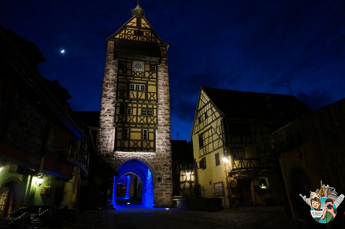 Riquewihr-Fransa-Alsace-france-gezilecek-yerler