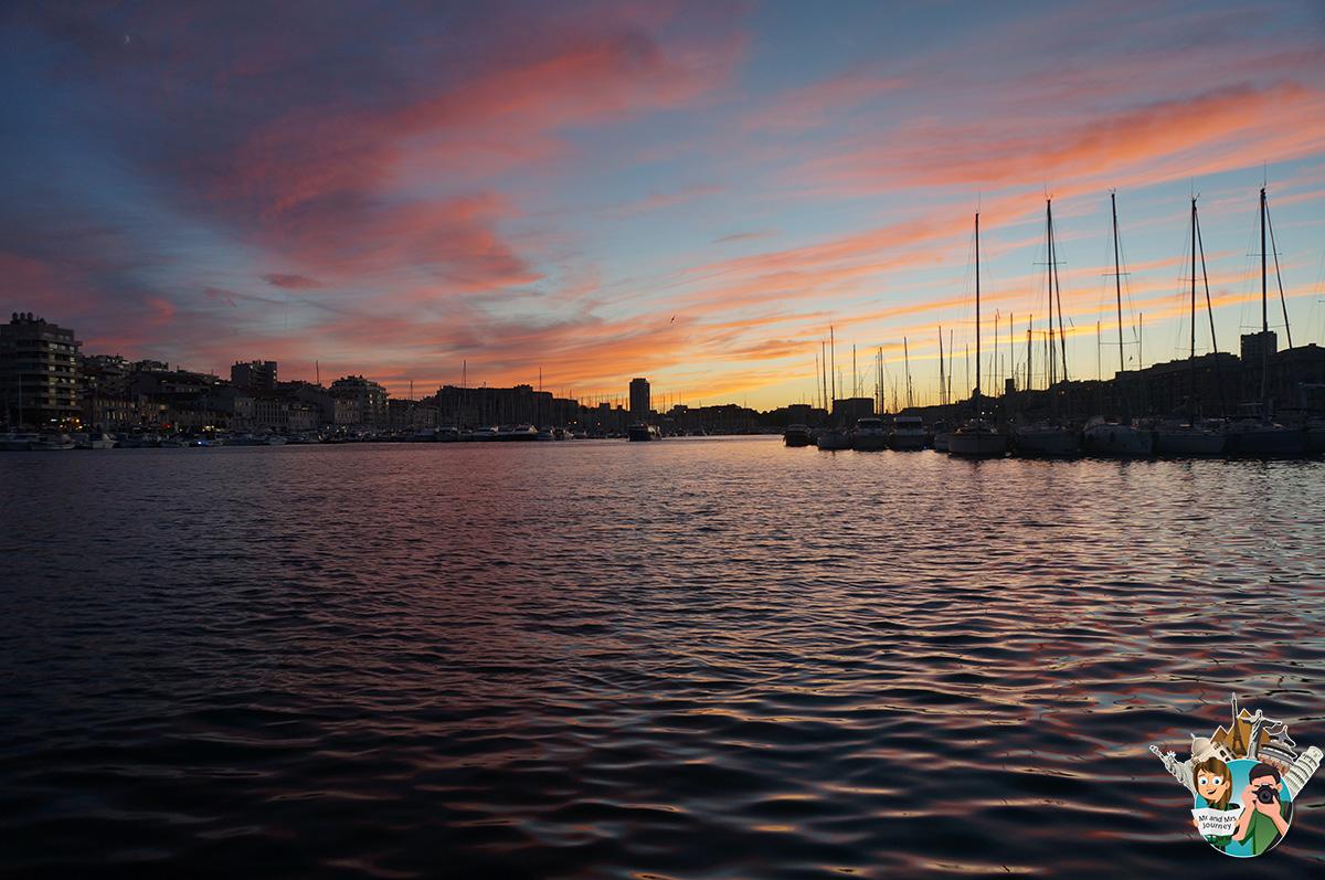 Marsilya - Marseille -CotedAzur - Güney Fransa - Gezilecek yerler - seyahat Planı